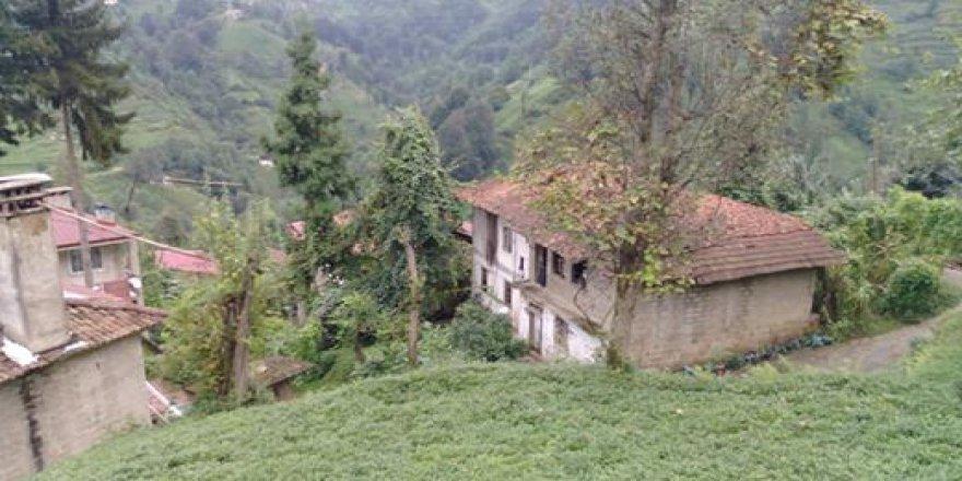 Kalkandere Yokuşlu Köyü Resimleri