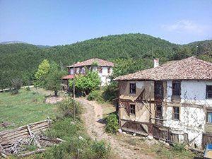 Bolu Merkeşler Köyü Resimleri