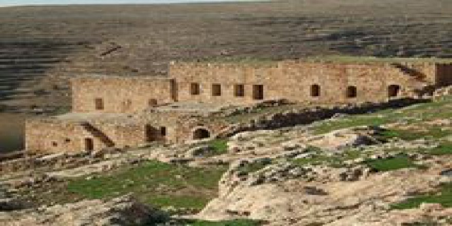 Midyat Oyuklu Köyü Resimleri