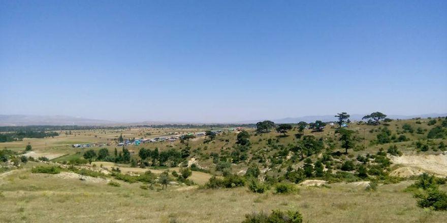 Afyon Sinanpaşa Kınık Köyü Resimleri