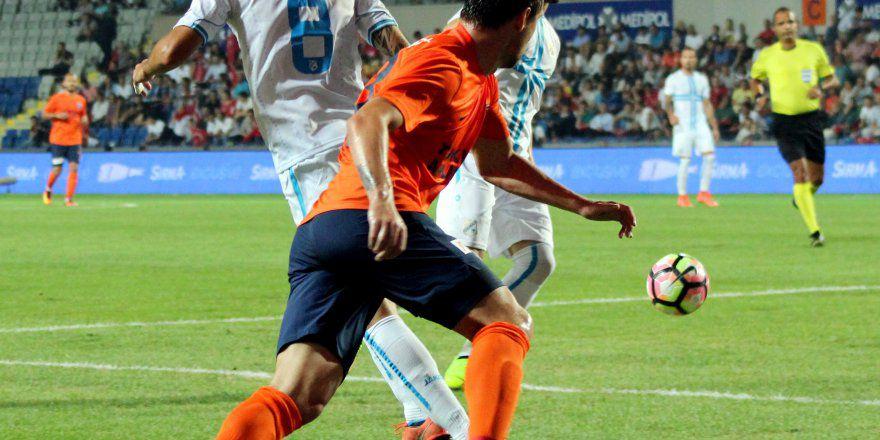 Medipol Başakşehir 0-0 Rijeka Maçından Kareler