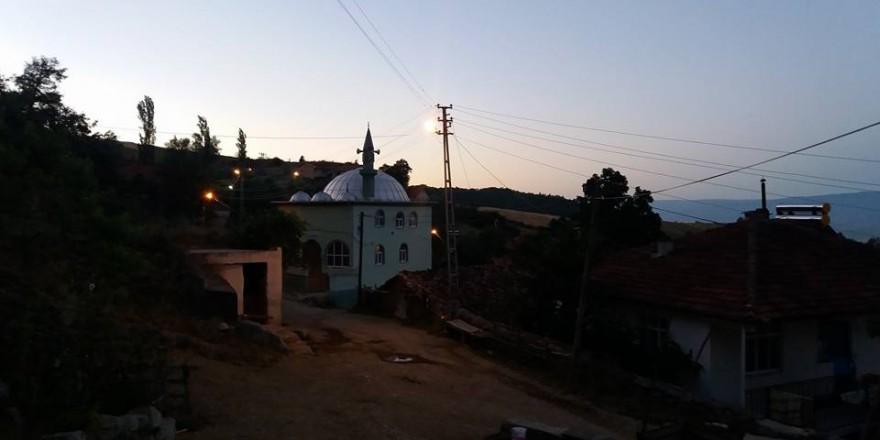 Amasya Taşova Çalkaya Köyü Resimleri