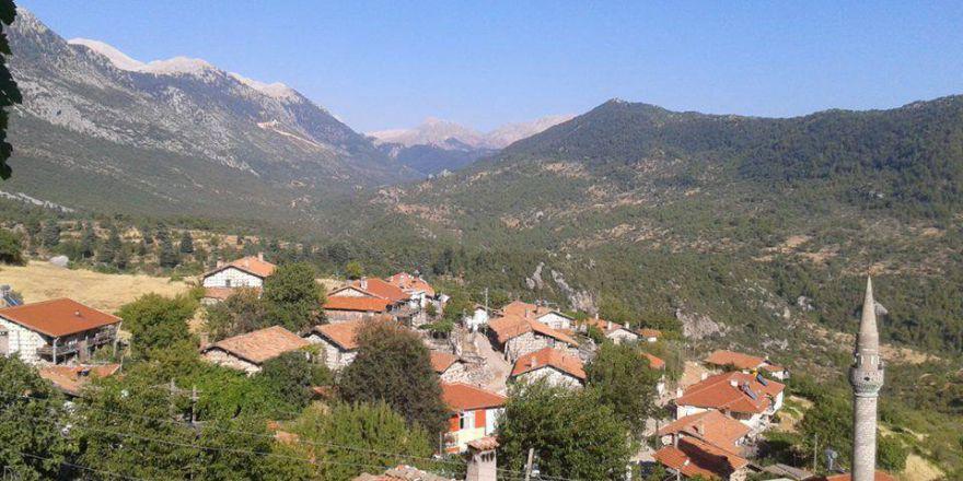 Antalya Akseki Pınarbaşı Köyü Resimleri