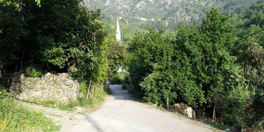 Antalya Alanya Obaalacami Köyü Resimleri