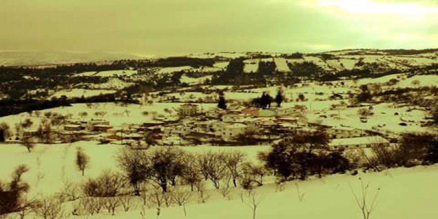 Soma Türkali Köyü Resimleri
