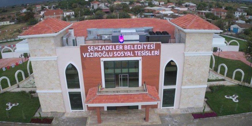 Şehzadeler Veziroğlu Köyü Resimleri