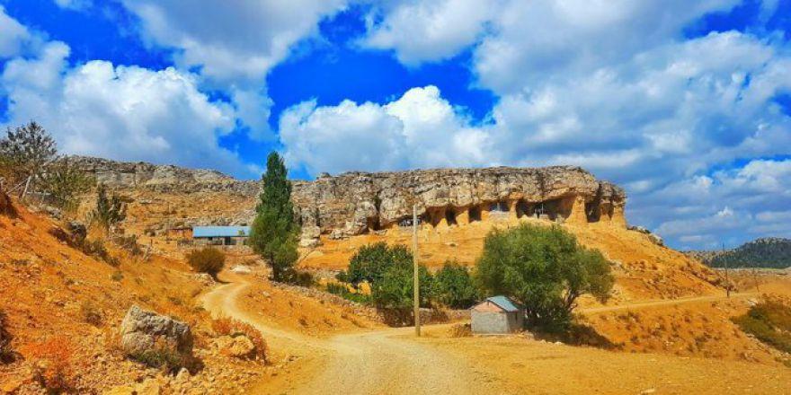 Antalya Gazipaşa Karalar Köyü Resimleri
