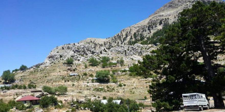 Antalya Gazipaşa Sugözü Köyü Resimleri