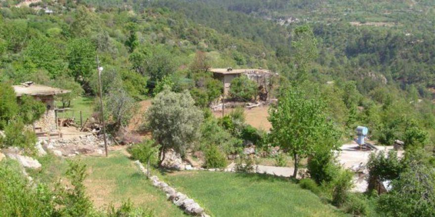Antalya Gazipaşa Şahinler Köyü Resimleri