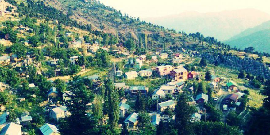 Antalya Gündoğmuş Narağacı Köyü Resimleri
