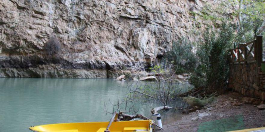 Antalya İbradı-Ürünlü-Düğmeli Evler Ormana Köyü