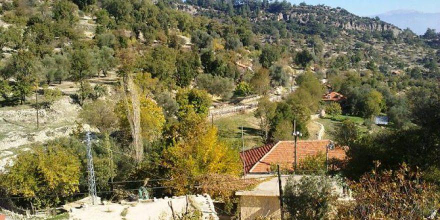 Antalya Kaş Akörü Köyü Resimleri