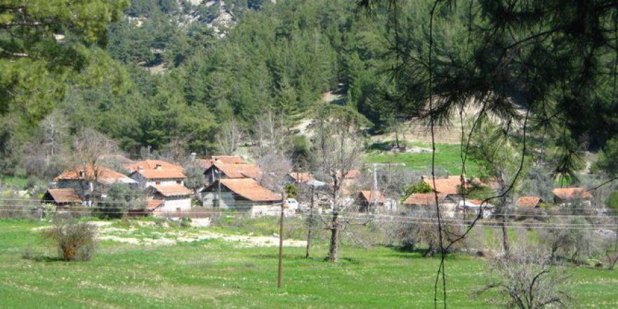 Antalya Kaş Ortabağ Köyü Resimleri