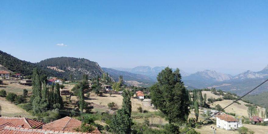 Antalya Korkuteli Güzle Köyü Resimleri