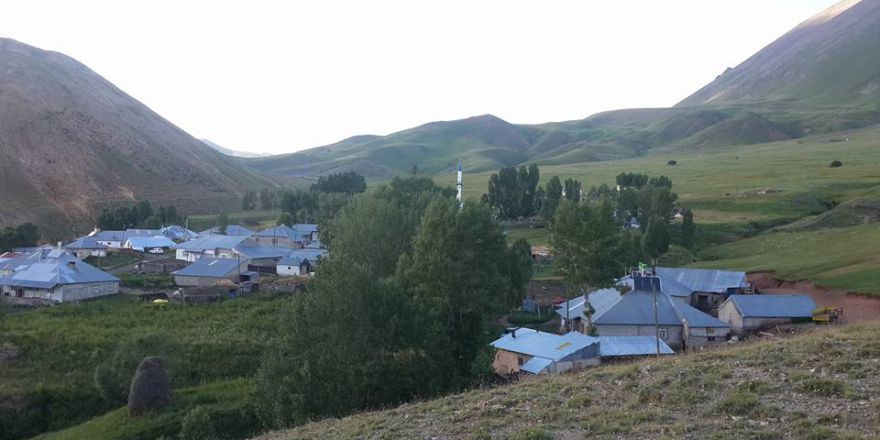 Ağrı Eleşkirt Gözaydın Köyü Resimleri