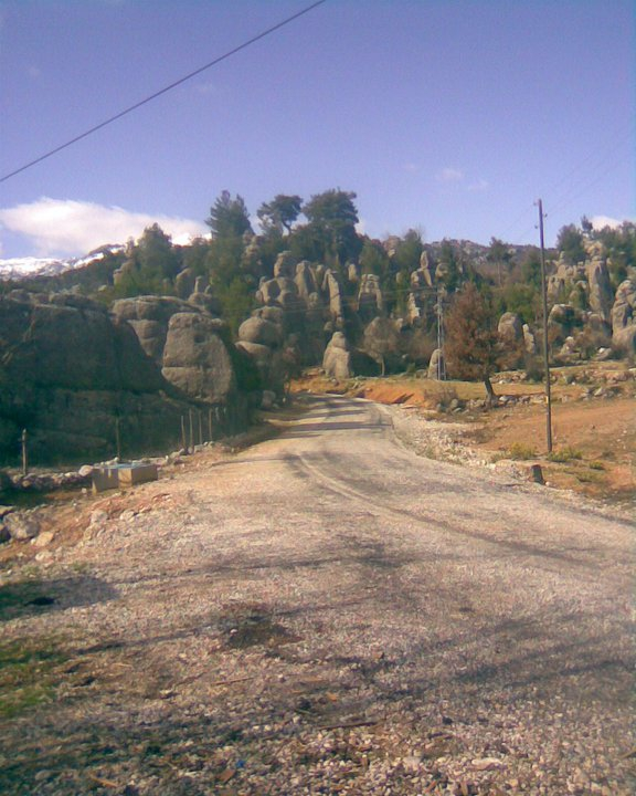Antalya Manavgat Ballıbucak Köyü Resimleri 1