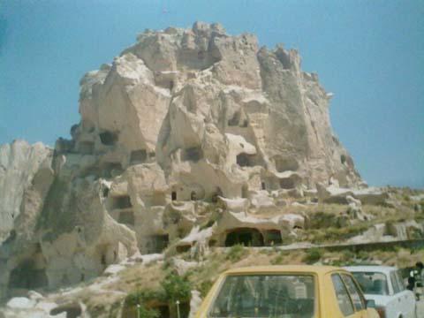 Nevşehir Basansarnıç Köyü Resimleri 1