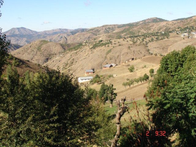 Alucra Tepeköy Köyü Resimleri 1