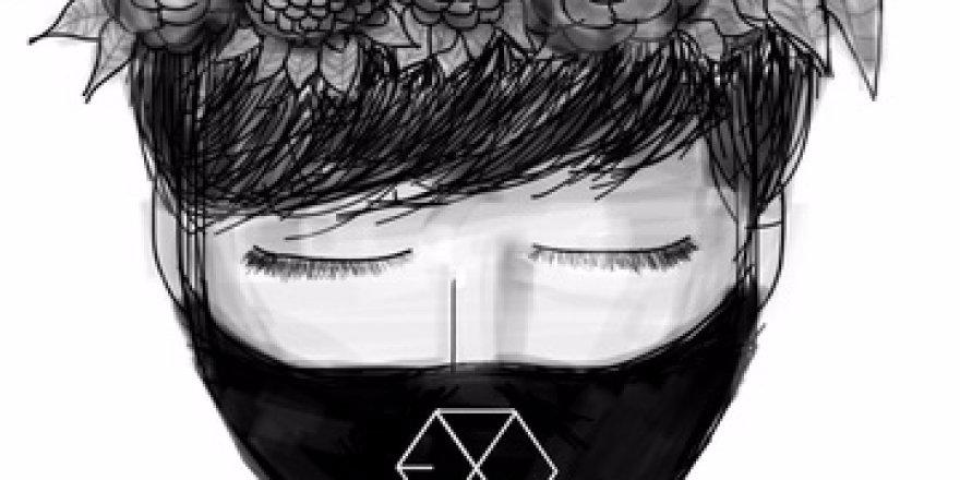 EXO Kai fanart