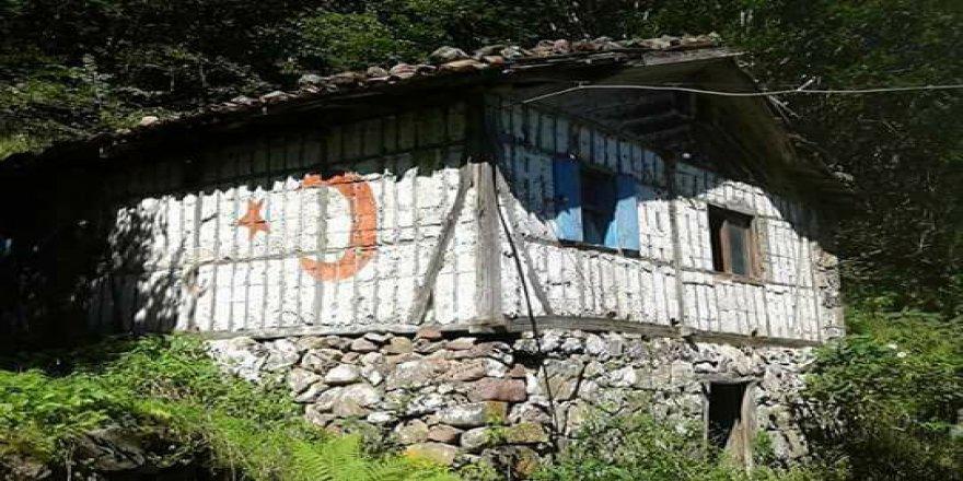Araklı Çamlıktepe Köyü Resimleri