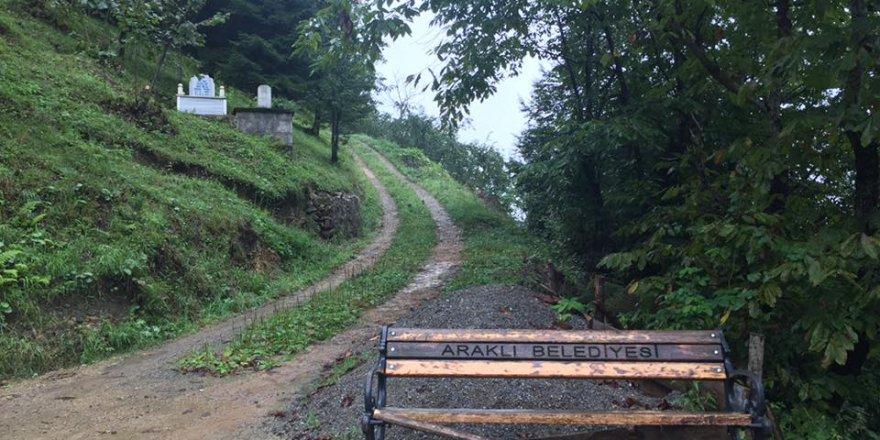 Araklı Çiftepınar Köyü Resimleri