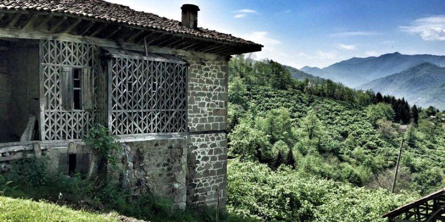 Araklı Kaymaklı Köyü Resimleri