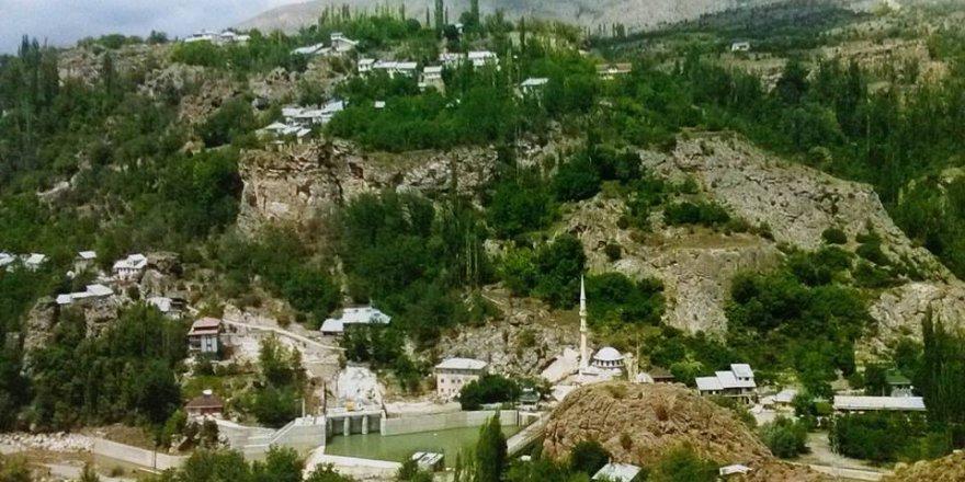 Çamoluk Sarpkaya Köyü Resimleri