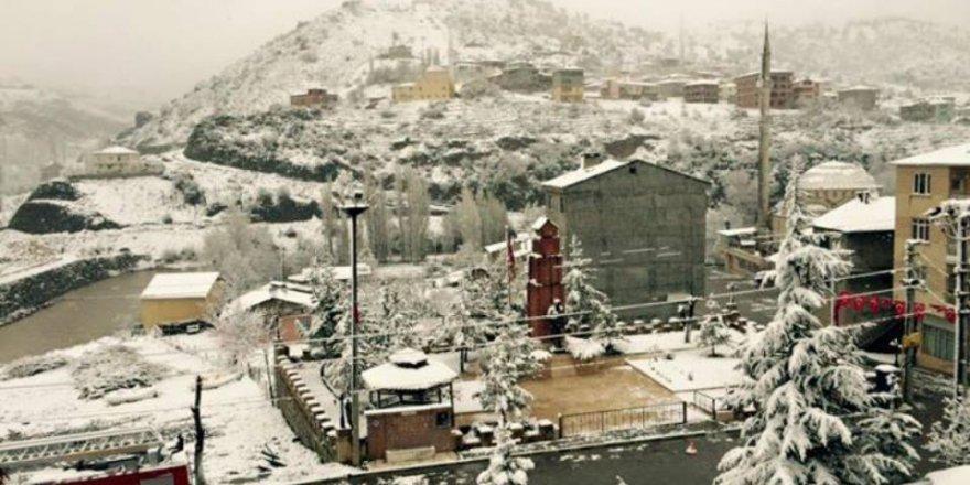 Çamoluk Yeniköy Köyü Resimleri