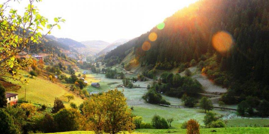 Dereli Uzundere Köyü Resimleri