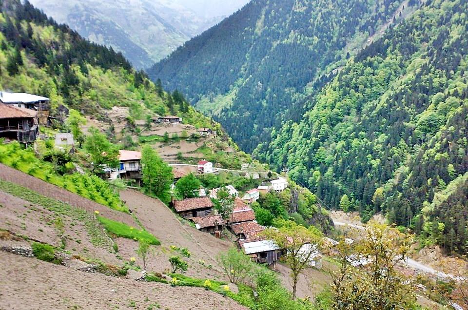 Çaykara Çamlıbel Köyü Resimleri 1