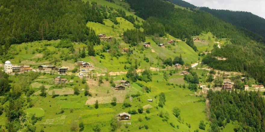 Çaykara Demirli Köyü Resimleri