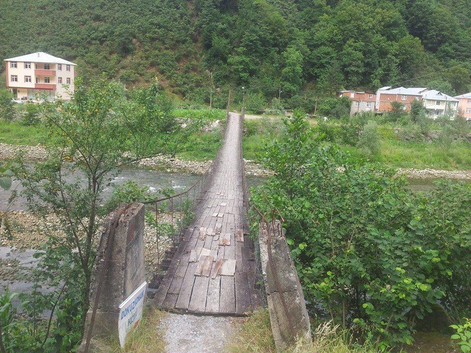 Tirebolu Dokuzkonak Köyü Resimleri 1