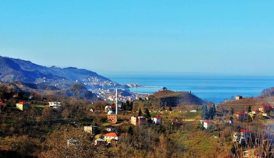 Tirebolu Karademir Köyü Resimleri 1