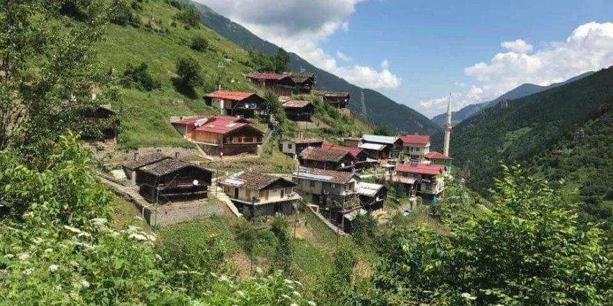 Çaykara Uzuntarla Köyü Resimleri