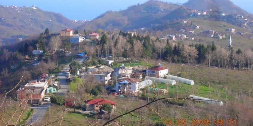 Giresun Boztekke Köyü Resimleri