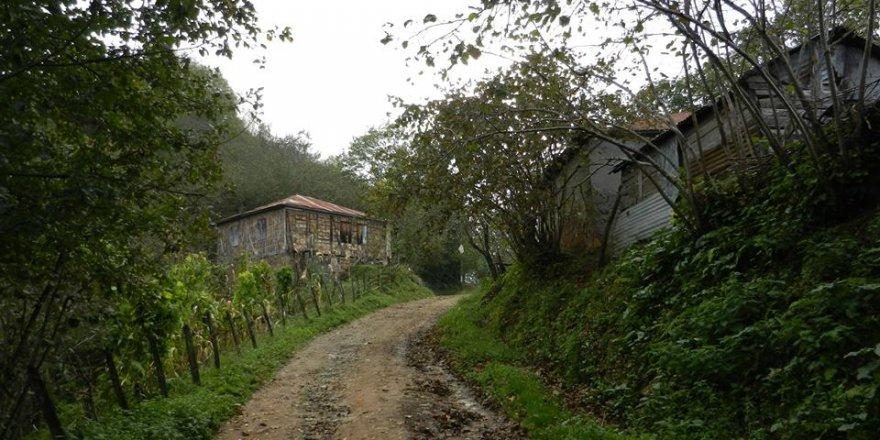 Giresun Ergence Köyü Resimleri