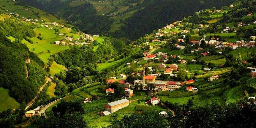 Maçka Güzelyayla Köyü Resimleri