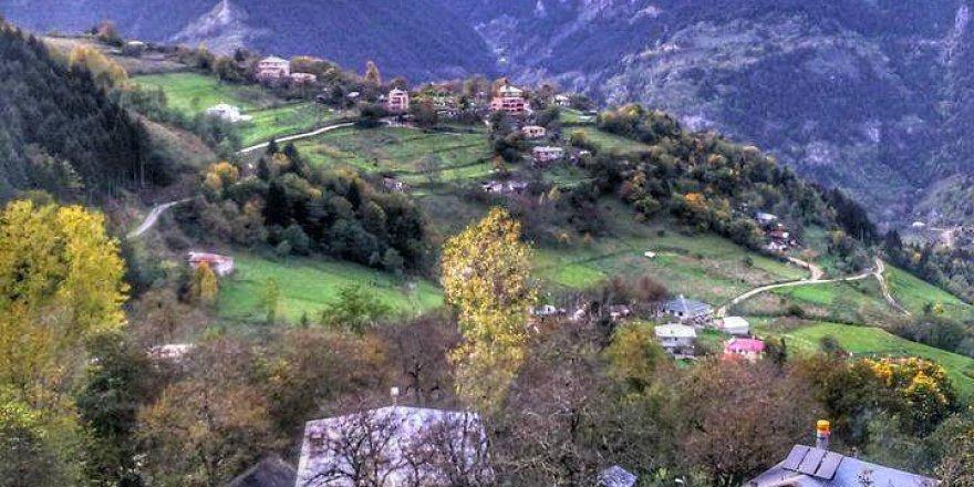 Maçka Güzelce Köyü Resimleri