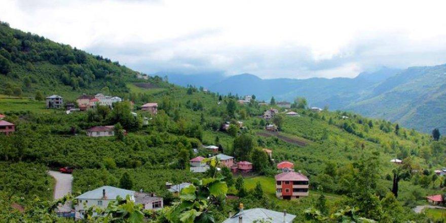 Maçka Sındıran Köyü Resimleri