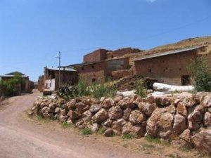 Bayburt Akçakuzu Köyü
