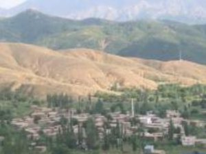 Bitlis Arıdağ Köyü