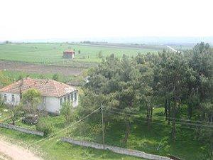 Edirne Budakdoğanca Köyü