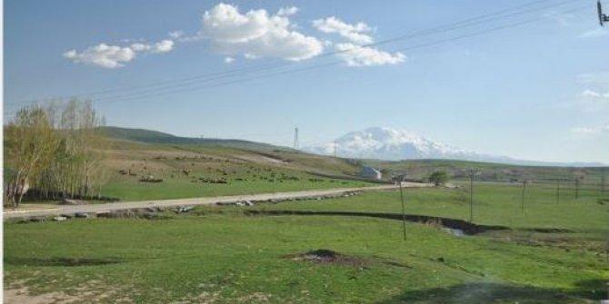 Ağrı Patnos Bağbaşı Köyü