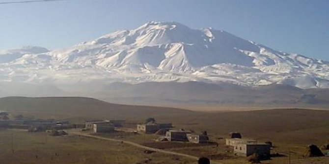 Ağrı Patnos Kazanbey Köyü