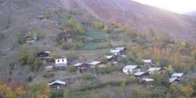 Ağrı Patnos Çimenli Köyü