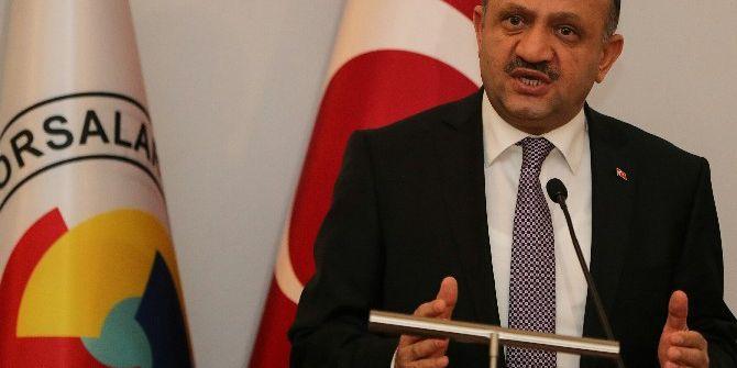 Milli Savunma Bakanı Fikri Işık: