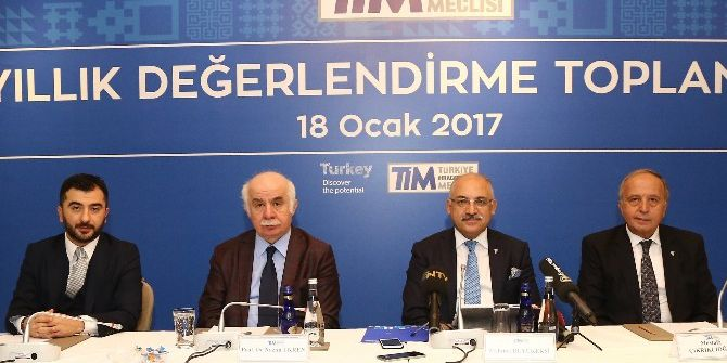 """Tim Başkanı Büyükekşi: """"2017 Yılı Daha İyi Bir Yıl Olacak"""""""