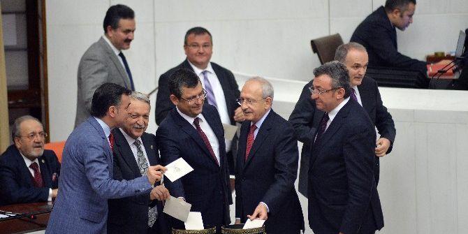 Anayasa Değişiklik Teklifinin İkinci Turunda 1. Madde Oylaması Başladı
