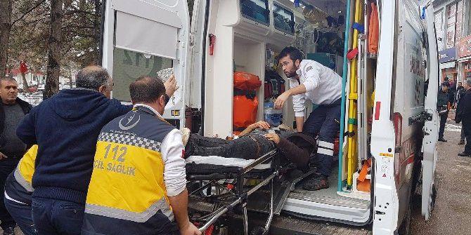 Çankırı'da Silahlı Kavga: 1 Yaralı