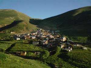 Erzurum Akdağ Köyü